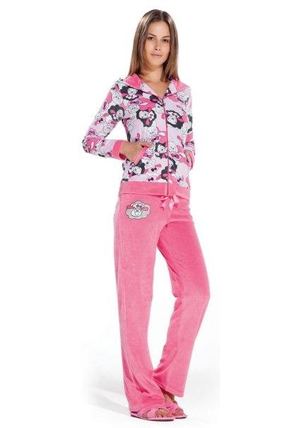 92226c1d5cc4 Пижама женская - купить домашнюю пижаму для девушек в Украине