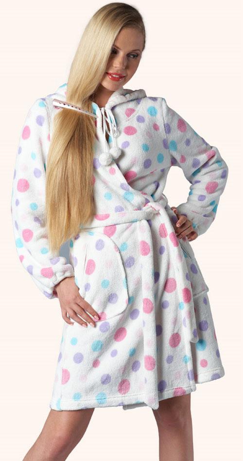Домашние халаты платья купить в
